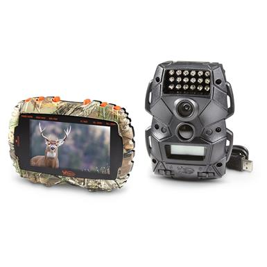Wildgame Innovations Cloak 7MP Trail/Game Camera and Viewer