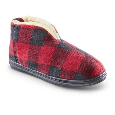 Guide Gear Men's Paul Bunyan Slippers