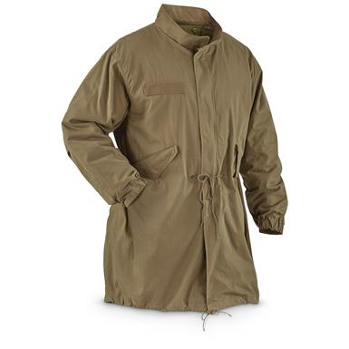 U.S. Military Surplus M65 Fishtail Parka Mil-Tec Reproduction, New ...