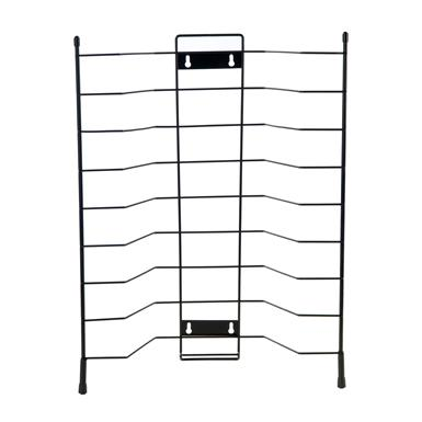 Organized Fishing Modular Utility Box Wire Rack
