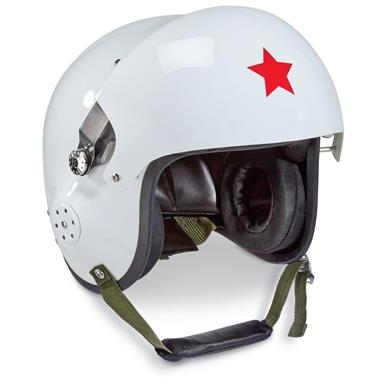 Chinese Military Issue MiG Fighter Pilot Helmet, New