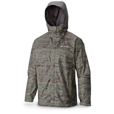 Columbia Men's Watertight II Jacket, Commando Camo