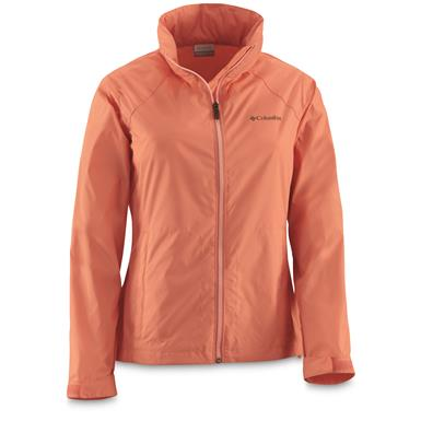 Women's Columbia Switchback II Waterproof Jacket, Lychee