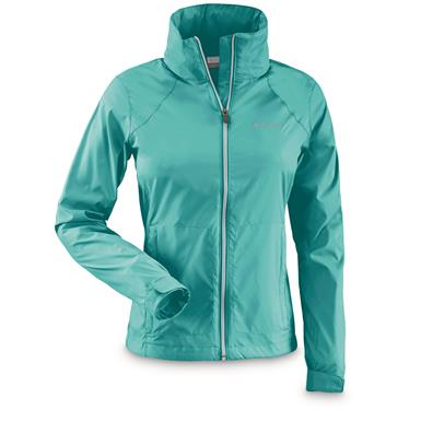 Women's Columbia Switchback II Waterproof Jacket, Miami
