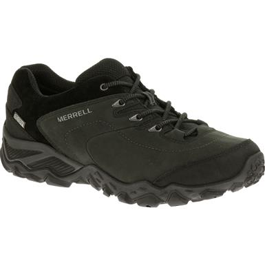 Merrell Chameleon Shift Trek Hiking Shoes, Waterproof, Black