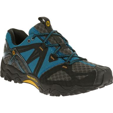 Merrell Grassbow Air Hiking Shoes, Racer Blue