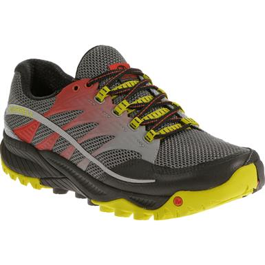 Merrell All Out Charge Tral Running Shoes, Molten Lava