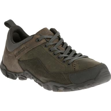 Merrell Telluride Lace Shoes, Granite