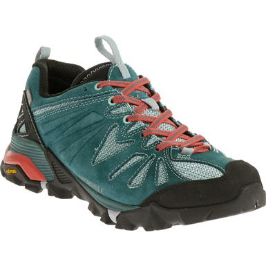 Women's Merrell Capra Hiking Shoes, Waterproof, Dragonfly