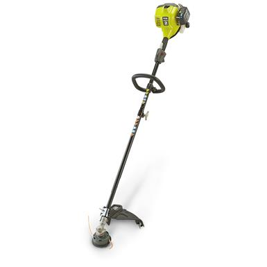 Ryobi Straight Trimmer, 25cc, 2-cycle engine, Reconditioned
