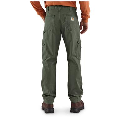 Multiple utility pockets for keeping tools and gear at the ready, Moss