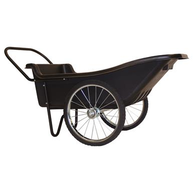 Polar Sport Utility Cart, 8376, Black