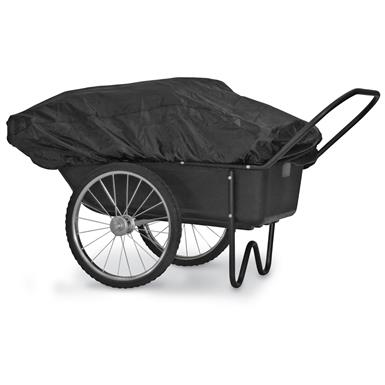 Polar Sport Utility Cart Cargo Cover, Black / Yellow