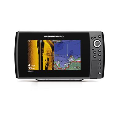 Humminbird HELIX 9 SI Fish Finder GPS Combo