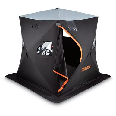 Guide Gear 6 foot x 6 foot Insulated Ice Fishing Shelter