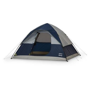 Guide Gear 4-Person Speed Up Dome Tent, 9' x 7' x 4.5'h