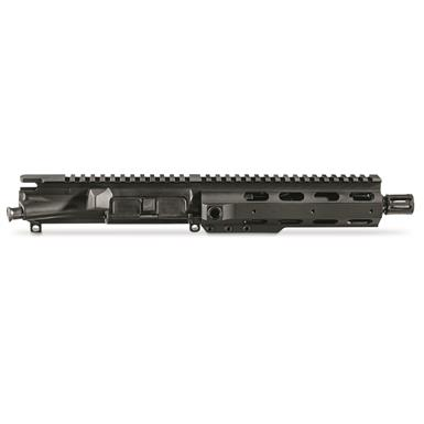 "Anderson 7.5"" Barrel EXT AR-15 Upper Receiver Assembly Less BCG and Charg. Handle, .300 AAC Blackout"