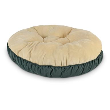 Soft polyester sleeping surface, Green
