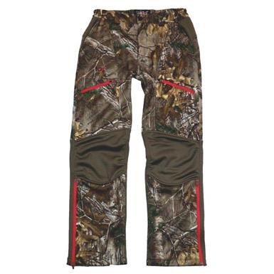 10X Women's Softshell Pants, Mossy Oak Break-Up Country