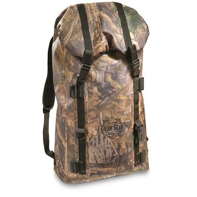 Guide Gear Waterproof Dry Bag Backpack, Camo