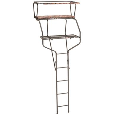 Guide Gear 18' 2-Man Ladder Tree Stand