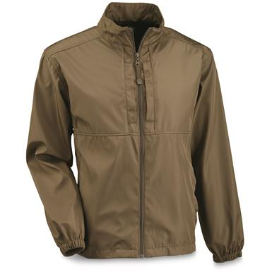 Mil-Tec Military Style Wet Weather Jacket, Olive Drab