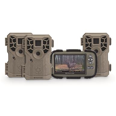 Stealth Cam PX12 Trail/Game Camera Property Management Kit