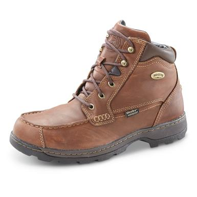 Irish Setter Men's SoftPaw Waterproof Chukka Boots, Brown