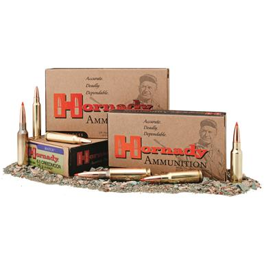Hornady Match, 6.5 Creedmoor, ELD Match, 140 Grain, 20 Rounds