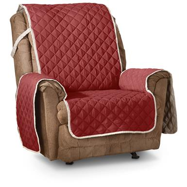 CASTLECREEK Reversible Furniture Cover, Burgundy