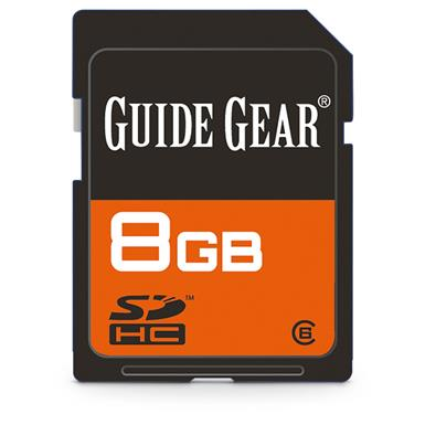 Guide Gear 8GB SD Memory Card