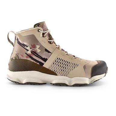 Under Armour Men's SpeedFit Mid Hiking Boots, Highland Buff
