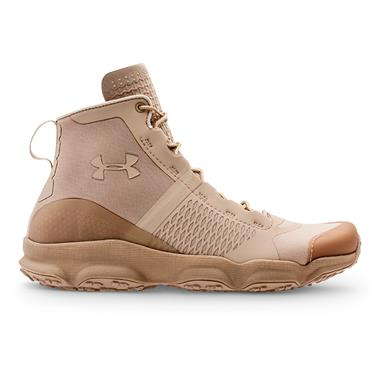 Under Armour Men's SpeedFit Mid Hiking Boots, Desert Sand