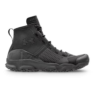 Under Armour Men's SpeedFit Mid Hiking Boots, Black