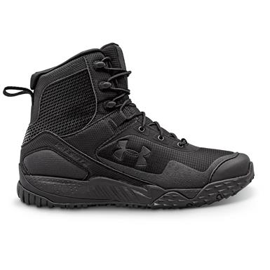 Under Armour Men's Valsetz RTS Side Zip Tactical Boots