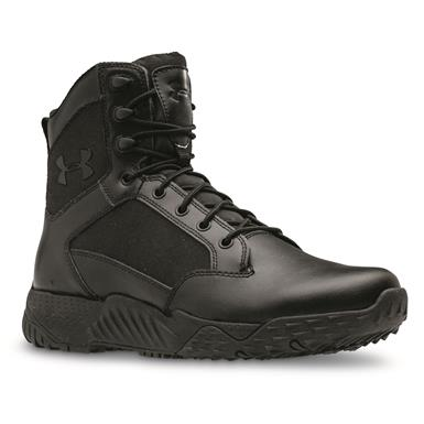 Under Armour Men's Stellar Tactical Boots, Black