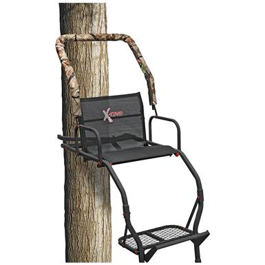 X-Stand The Lookout 17' Single Ladder Tree Stand