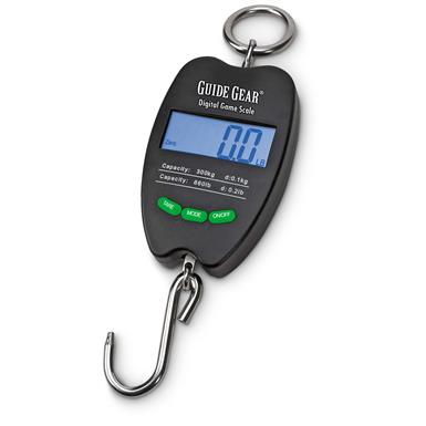 Guide Gear® Digital Game Scale, 660 lb Capacity
