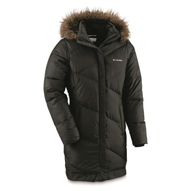 Columbia Women's Snow Eclipse Mid Jacket, Black