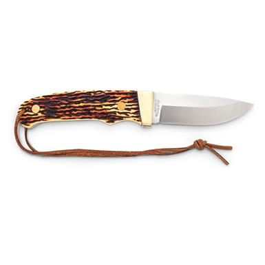 Uncle Henry Pro Hunter Fixed Blade Knife