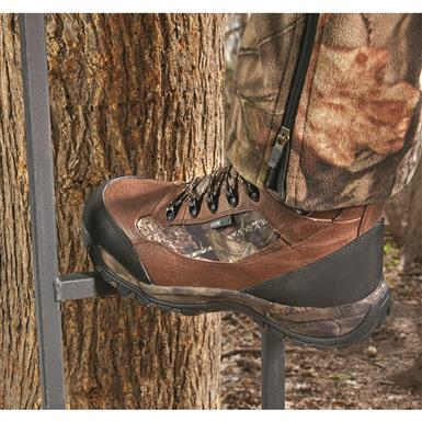 Easy speed lacing and rear pull-on loop, Mossy Oak Break-Up® COUNTRY™