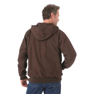 Wrangler RIGGS Workwear Workhorse Jacket, Dark Brown