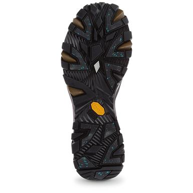 Vibram Arctic Grip outsole offers amazing traction on ice and slippers surfaces, Espresso