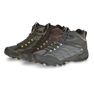 Merrell Men's Moab FST Ice+Thermo Hiking Boots