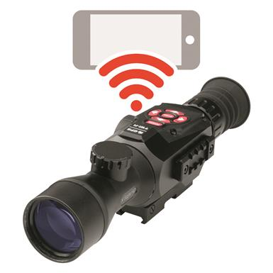 ATN X-Sight II 3-14x Day and Night Rifle Scope