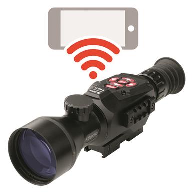 ATN X-Sight II 5-20x Day and Night Rifle Scope