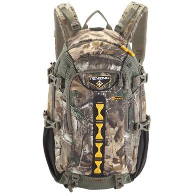 Tenzing TZ 2200 Backpack, Realtree Xtra