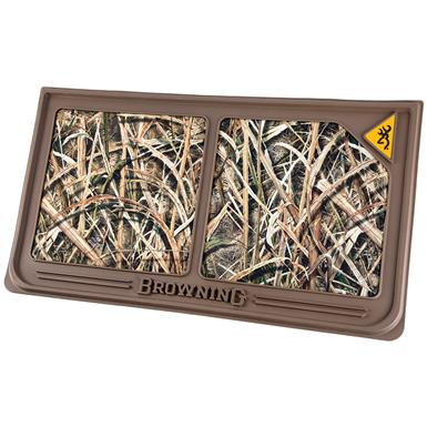 Browning Pet Dish Mat, Mossy Oak Break-Up Infinity