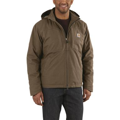 Rain rolls right off thanks to Rain Defender durable water repellent, Canyon Brown