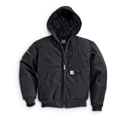 Carhartt Yukon Men's Active Jacket, Cordura, Black